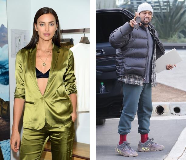 5 reasons why Irina Shayk and Kanye West – ideal couple